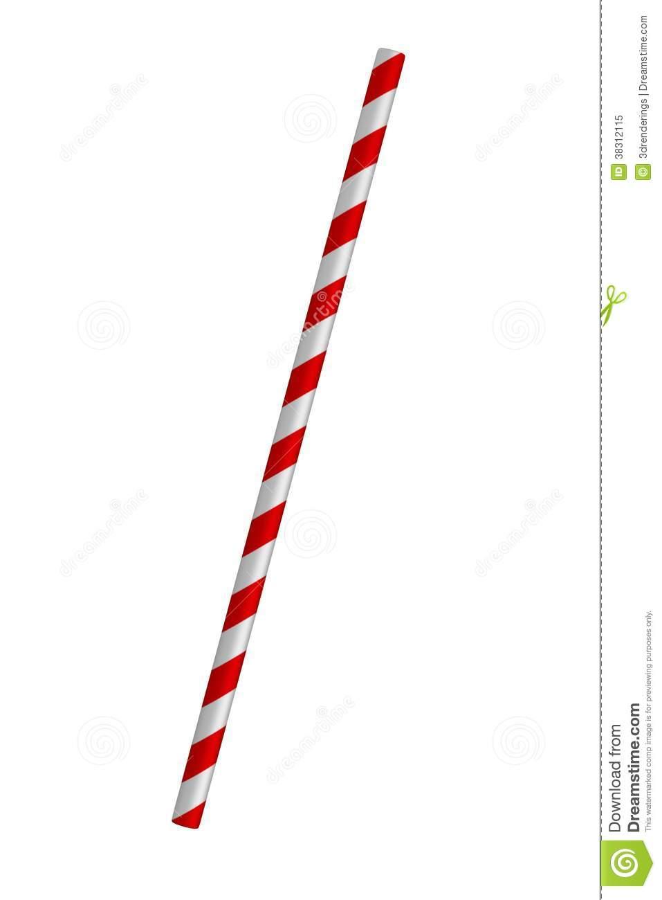 Straw clipart #11