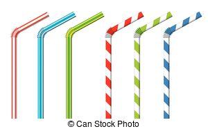 Straw clipart #8