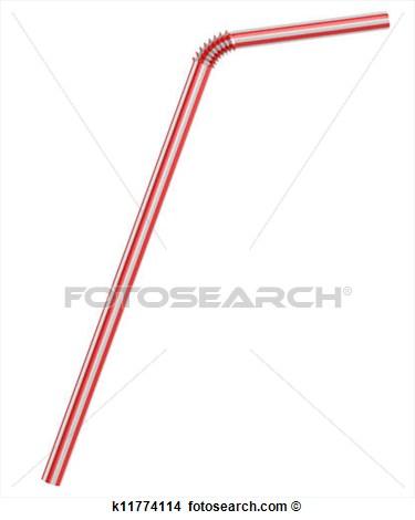 Straw clipart #14