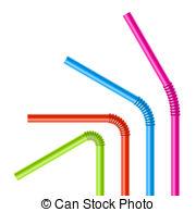 Straw clipart #5