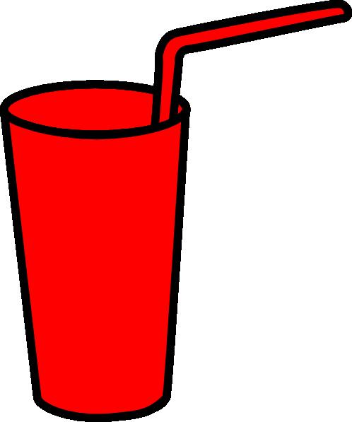 Straw clipart #6