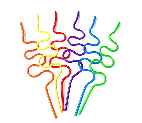 Straw clipart colorful Cliparts Clipart Straw Crazy Straw