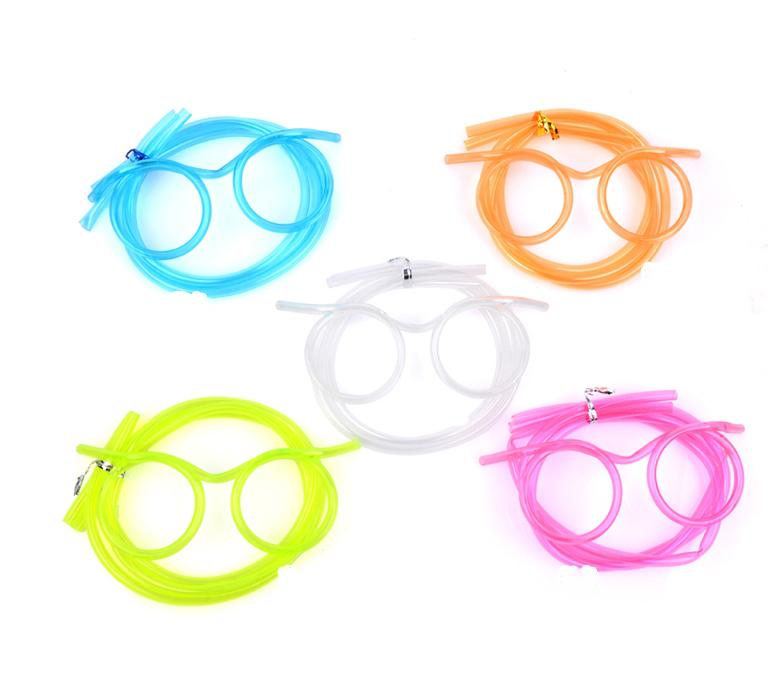 Straw clipart flexible Flexible Glasses Soft Straw New