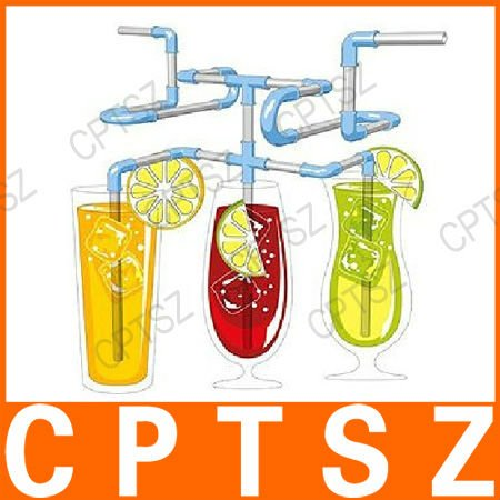 Straw clipart flexible Drinking on 15 15 30