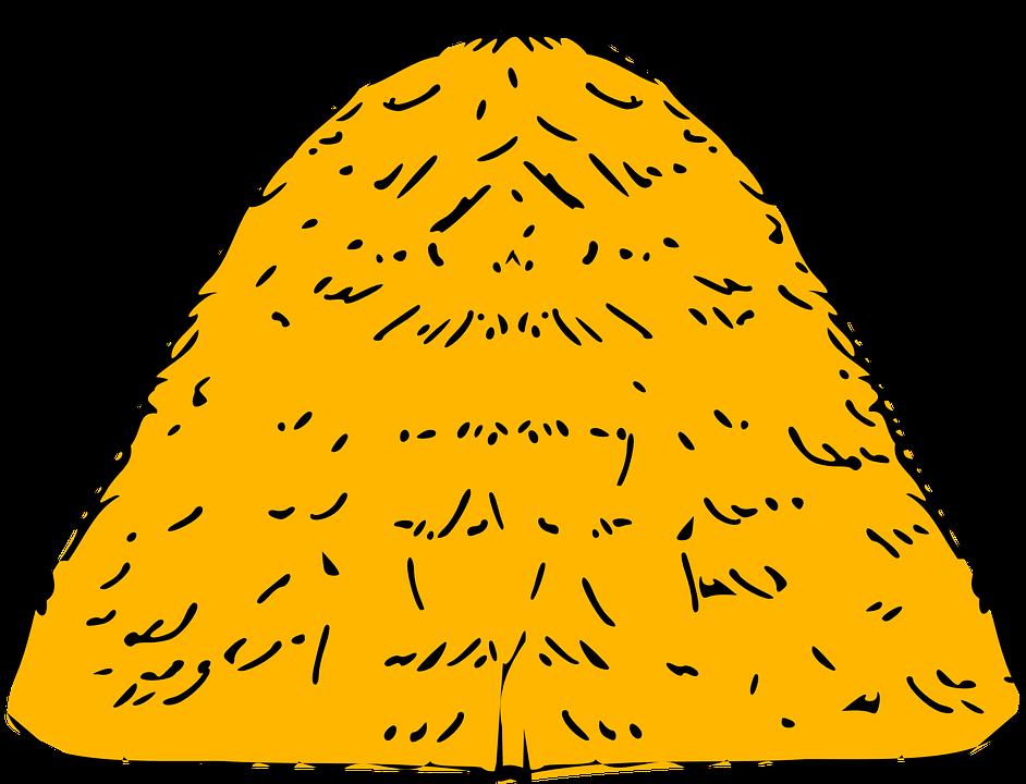 Straw clipart haystack Haystack Haystack svg Haystack Download