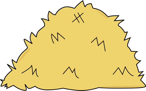 Straw clipart haystack On Art Clipart Clip Cliparts