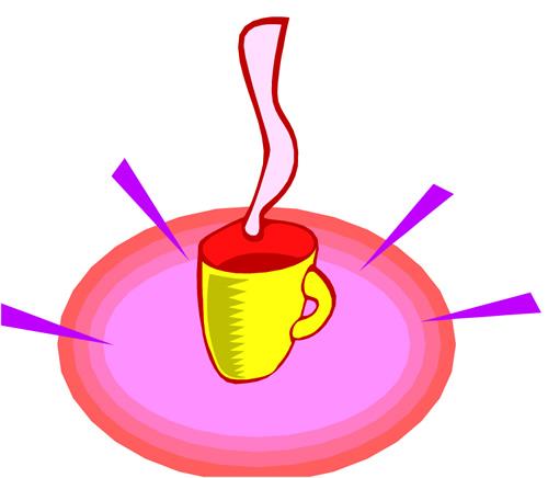 Pink clipart coffee cup Moka moka Moka / Hey