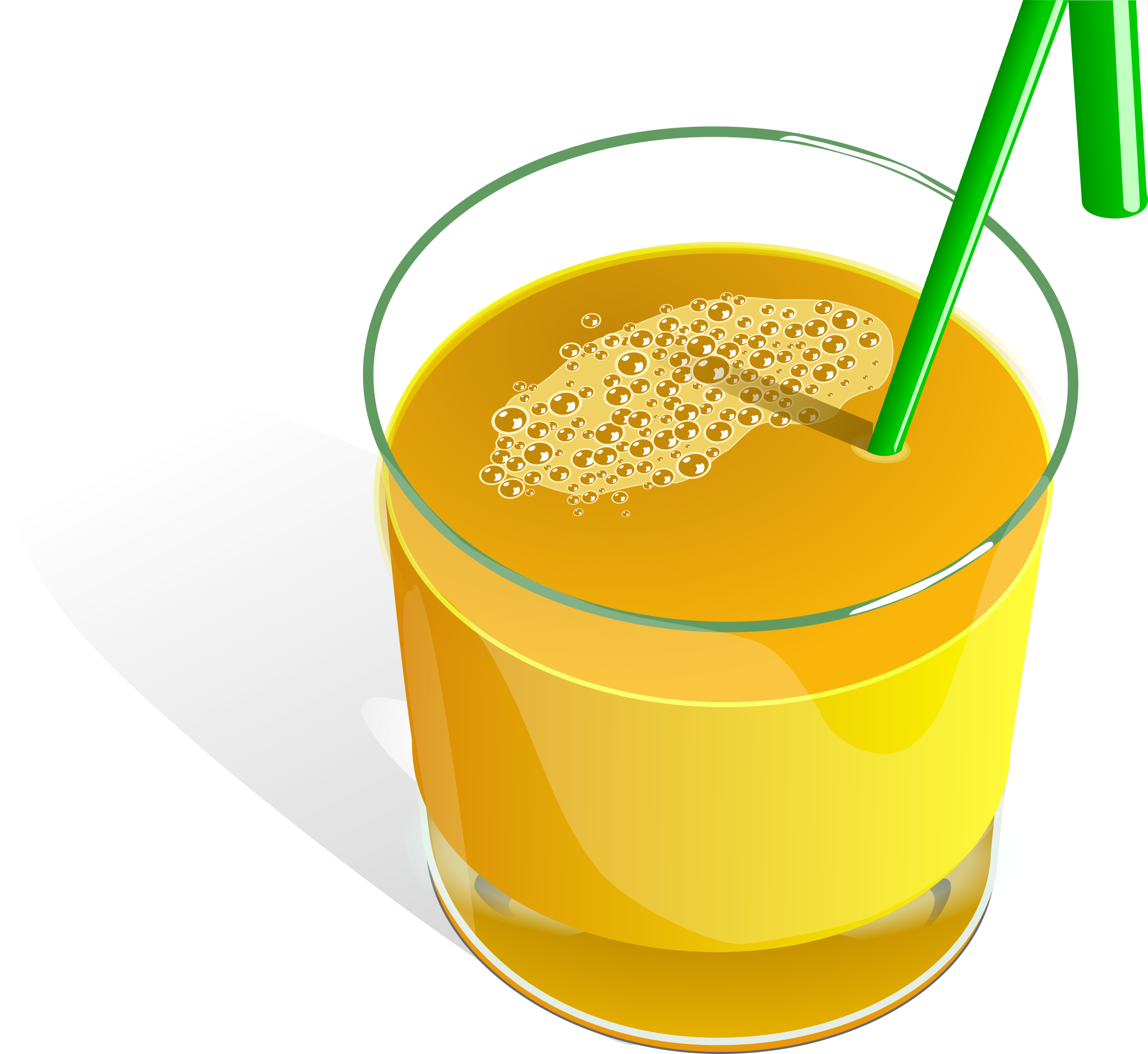 Straw clipart juice Clipart glass juice juice glass