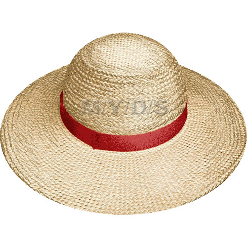 Straw Hat clipart #9