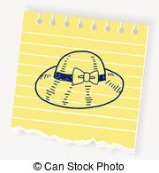 Straw Hat clipart #8