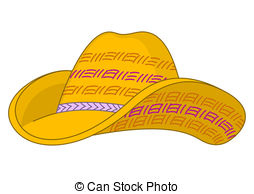 Straw Hat clipart #3
