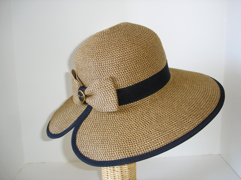 Straw Hat clipart church hat Straw Equestrian Straw Hat Women