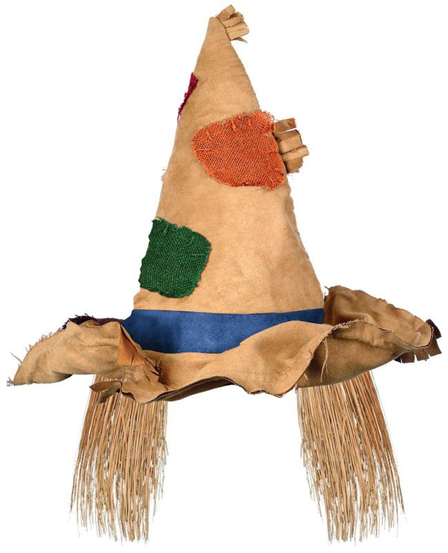Straw Hat clipart scarecrow hat #6