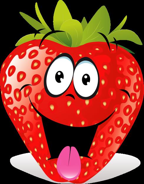 Strawberry clipart Free Art Strawberry Free Domain
