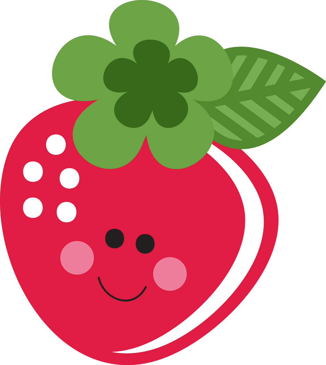 Strawberry clipart Strawberry Clipart art  vine
