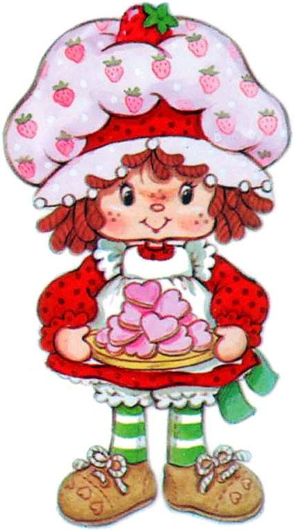 Original clipart strawberry shortcake Strawberry Strawberry co shortcake free