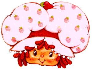 Original clipart strawberry shortcake Strawberry Shortcake Free Clip Panda