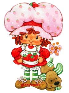 Original clipart strawberry shortcake Strawberry Art Clip 322255 art