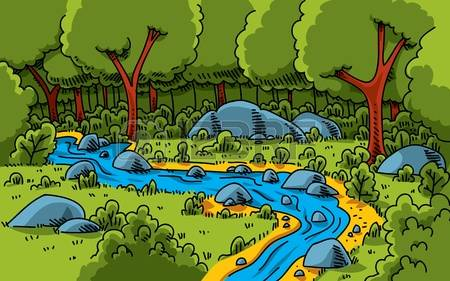 Sream clipart river pollution Download clipart Download Stream clipart
