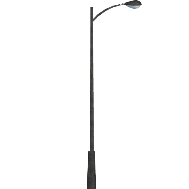 Street Light clipart post Free PNGMart PNG Download Light