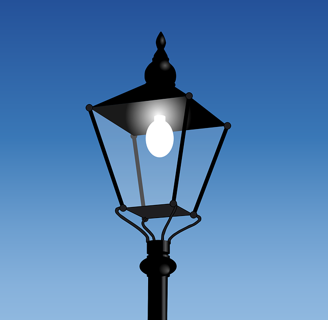 Lights clipart light source Street Diffused Lamps Lamp Light