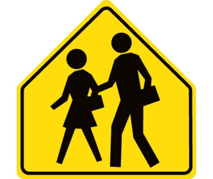 Traffic clipart school traffic #2