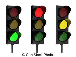 3D clipart traffic light JFLangton3/339; 14 light Clipartby and