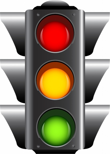 Traffic Light clipart infographic Vector vector) 745 download Traffic