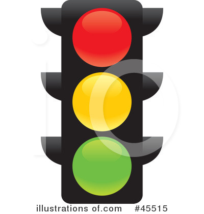 Traffic Light clipart street light Clipart #45515 Street by Royalty
