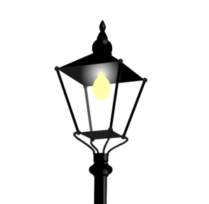 Streetlight clipart electric post Clip at  Clip Streetlight