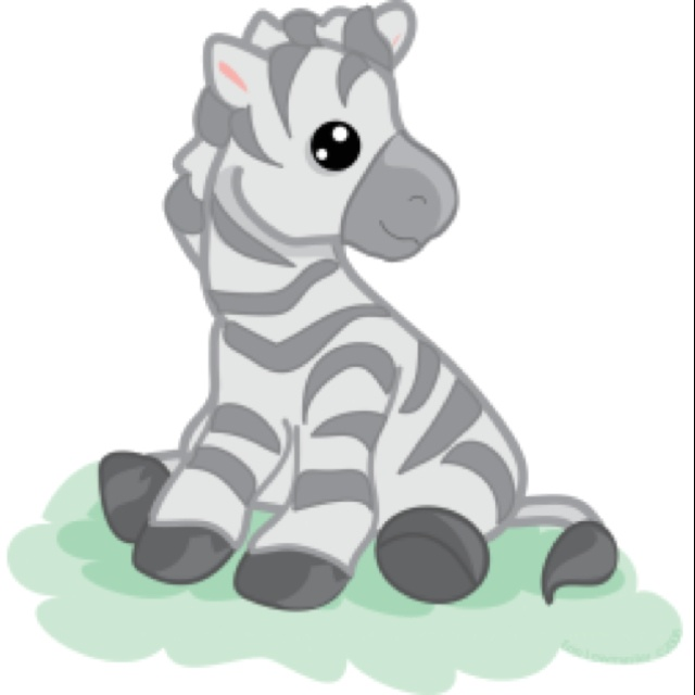 Zebra clipart teacher Best zebra zebra on cartoon