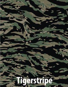 Stripe clipart camouflage Camo lizard Fabric Tiger Stripe