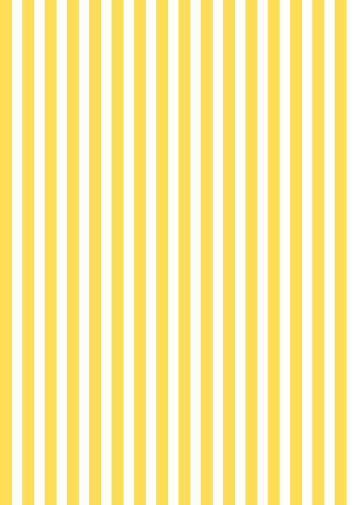 Stripe clipart pastel yellow And back striped digital on