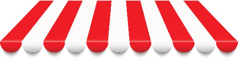 Stripe clipart vector #7