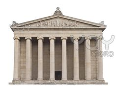 Structure clipart ancient greece building Greek from of  Sanctuary