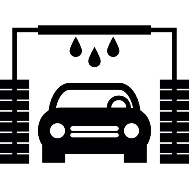 Structure clipart black and white And collection Car Icons Car
