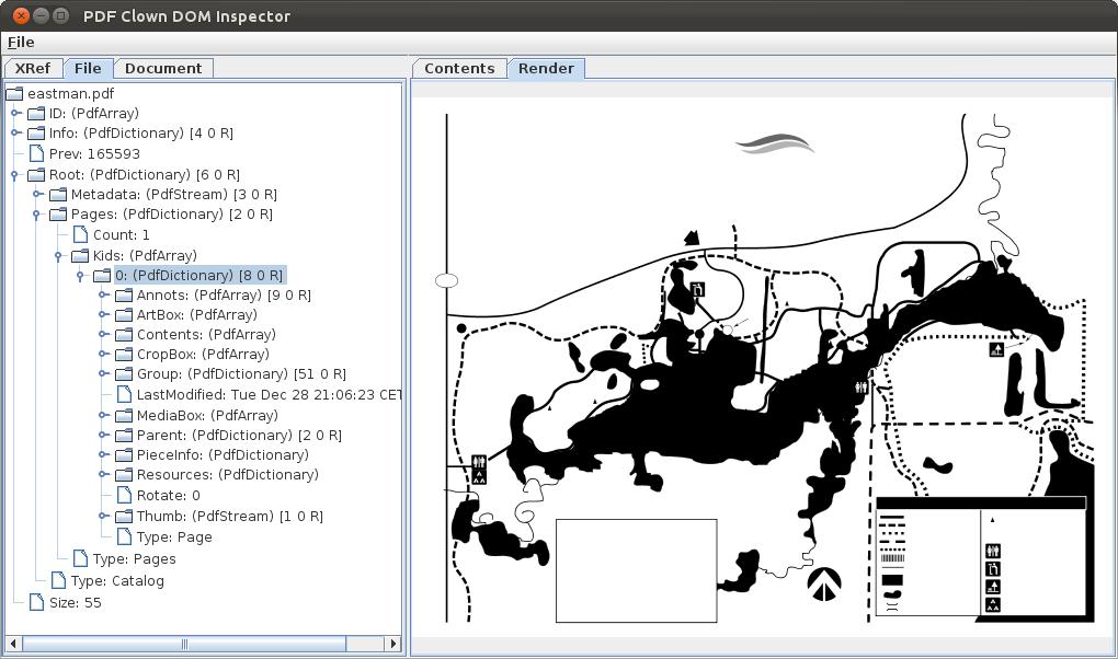 Structure clipart contents PDF PDF 1 2 Document
