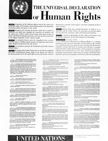 Structure clipart human right Rights Human Declaration version nations