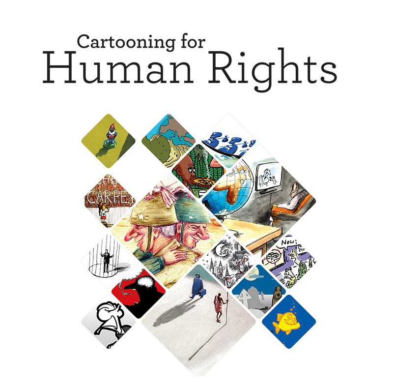 Structure clipart human right Cartoons Cartooning Rights on Human