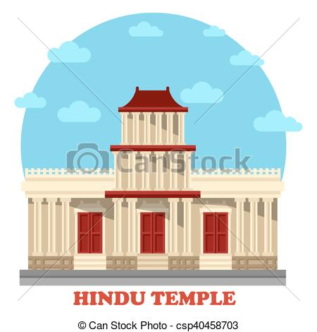 Structure clipart mandir View temple or Clipart exterior