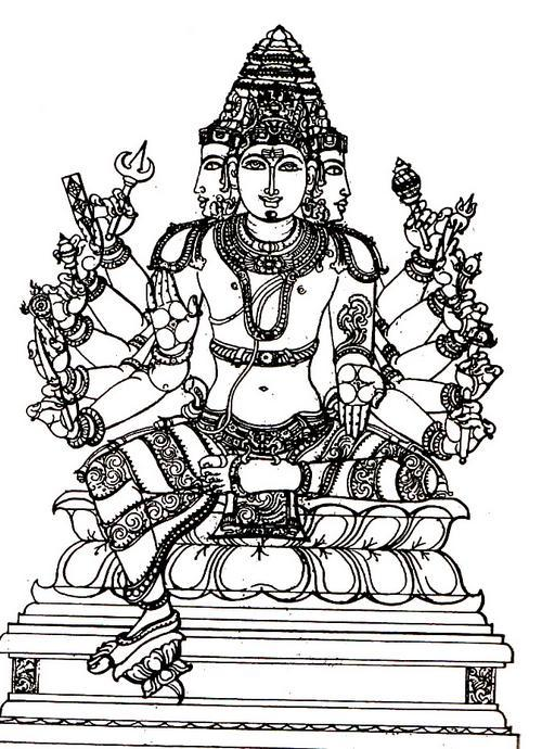Structure clipart mandir A is the talk in