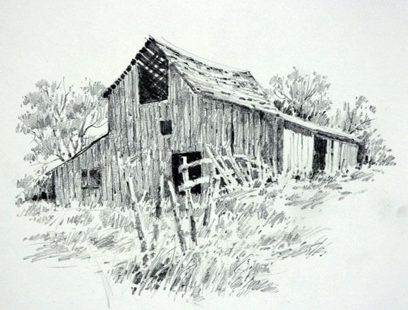 Structure clipart old barn  and 431 on Scenes