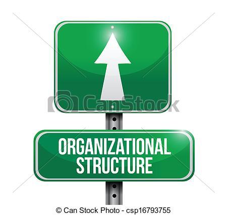 Structure clipart organizational design Vector structure road Vector structure