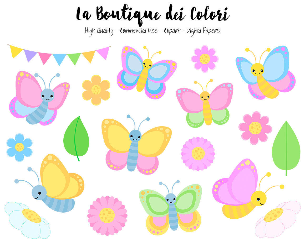 Bug clipart cute butterfly Clipart PNG is a This