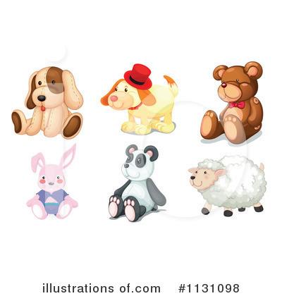 Stuffed Animal clipart Animal Illustration colematt Stuffed by