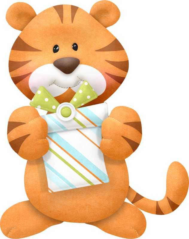 Tigres clipart baby cheetah #4