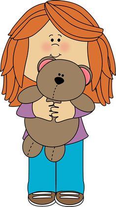 Teddy clipart stuffed animal #12