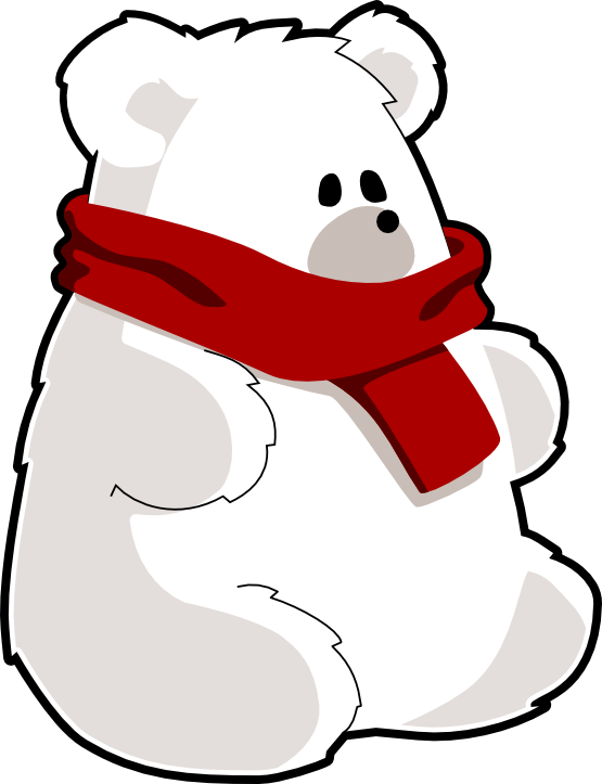 Teddy clipart xmas Bear teddy use bear art