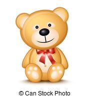 Teddy clipart little bear #7