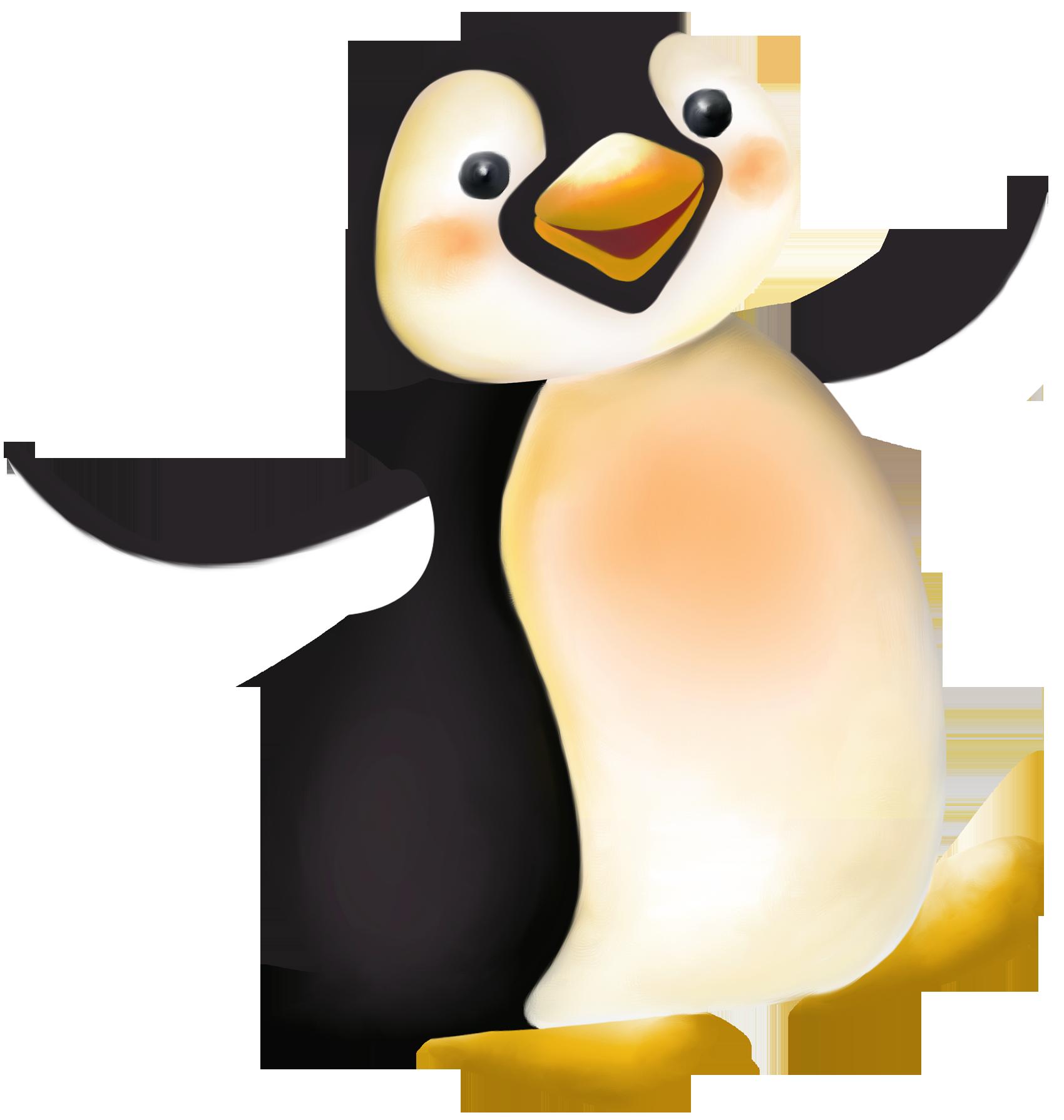 Pencil clipart penguin Clipart PNG PNG Large Clipart